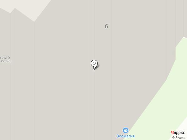 Региональный информационный центр на карте Ульяновска