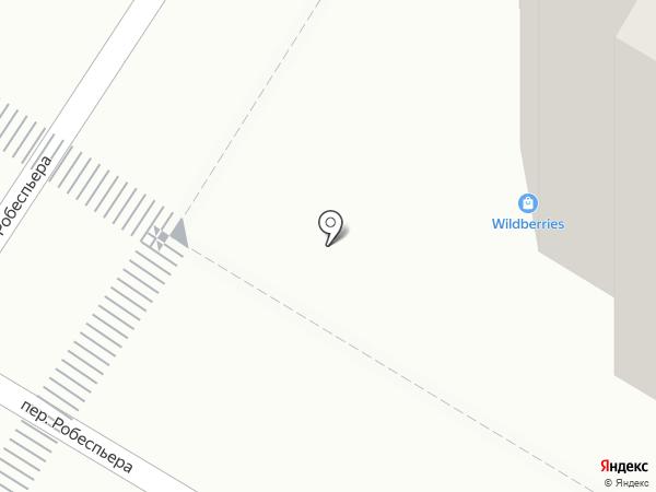Д & Е на карте Ульяновска