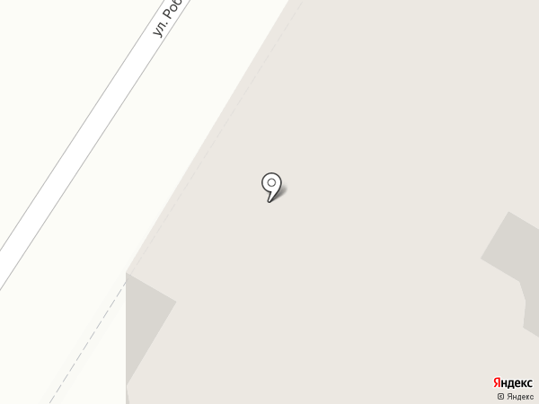 Оптовый склад одежды Секонд Хэнд и Сток на карте Ульяновска