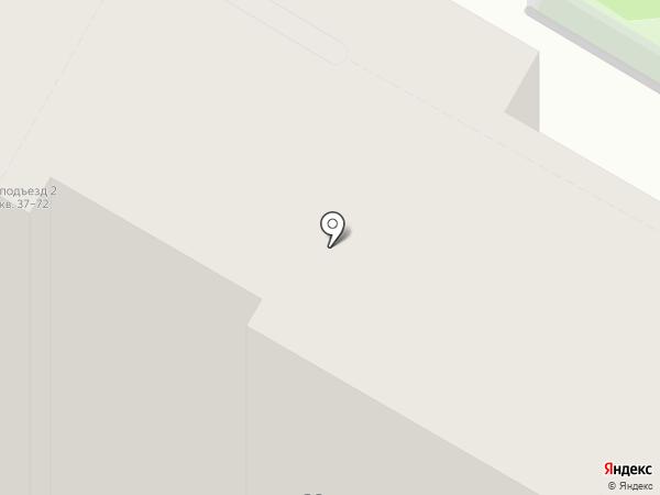 Территориальное Управление Росфиннадзора в Ульяновской области на карте Ульяновска
