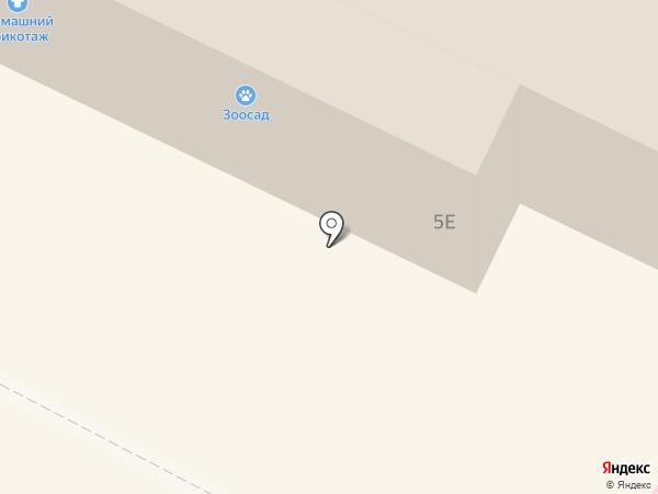 Торгово-сервисный центр на карте Волжска