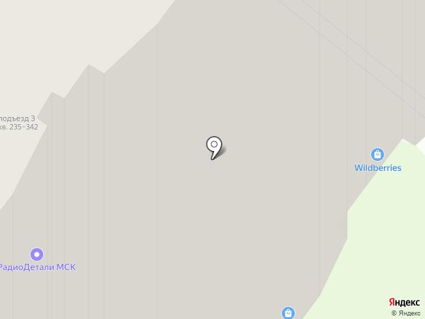 Имидж студия Эльмиры Асадуллиной на карте Ульяновска