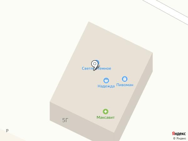 Фокинский на карте Волжска