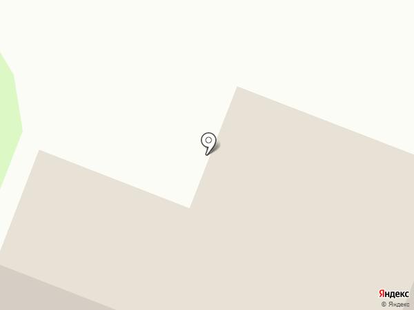 Консауд на карте Волжска