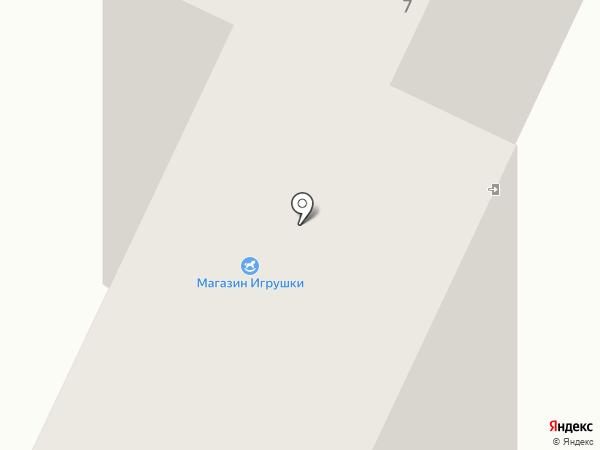 Шик на карте Волжска