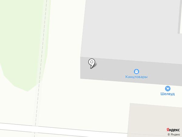 САЛЮТ на карте Волжска