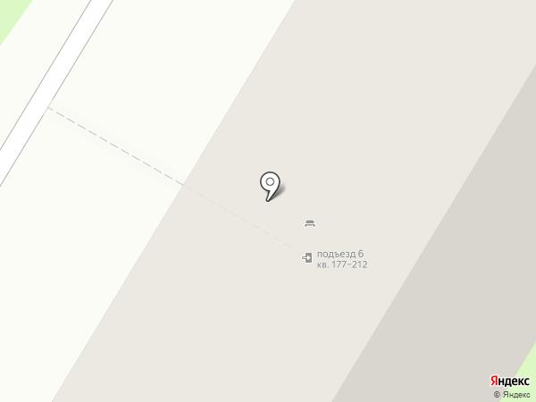 Созвучие на карте Ульяновска