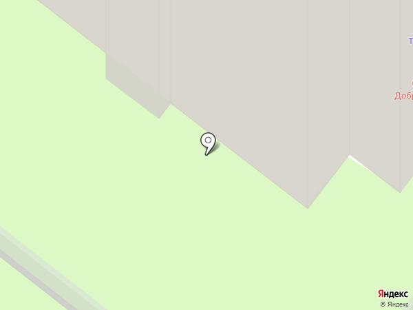 Мишель на карте Ульяновска