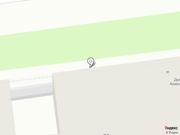 Алгоритм на карте Ульяновска