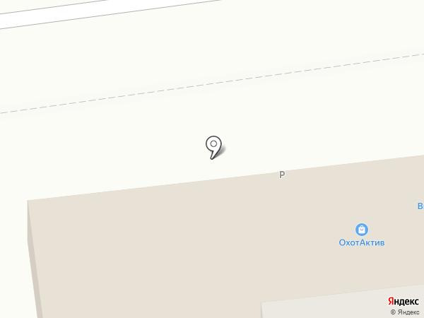 ОхотАктив на карте Ульяновска