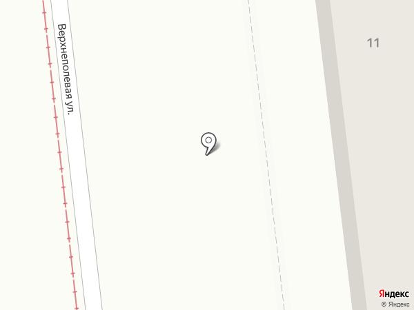 Всероссийское ордена Трудового Красного знамени общество слепых на карте Ульяновска