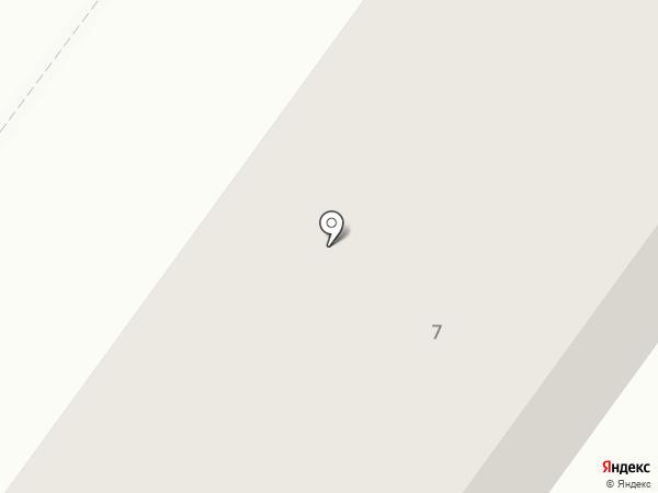 Милена на карте Волжска