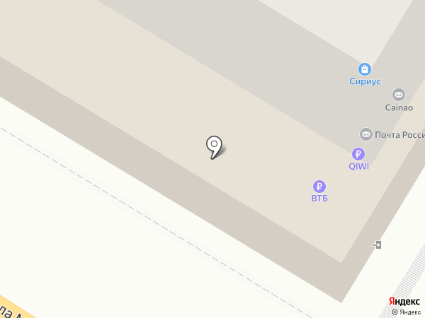 LinzDostavka на карте Ульяновска