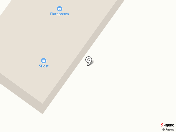 Мари-Нур на карте Волжска