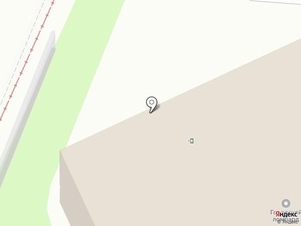 Ульяновский городской ломбард на карте Ульяновска