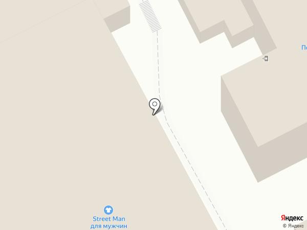 Магазин детской одежды на карте Ульяновска