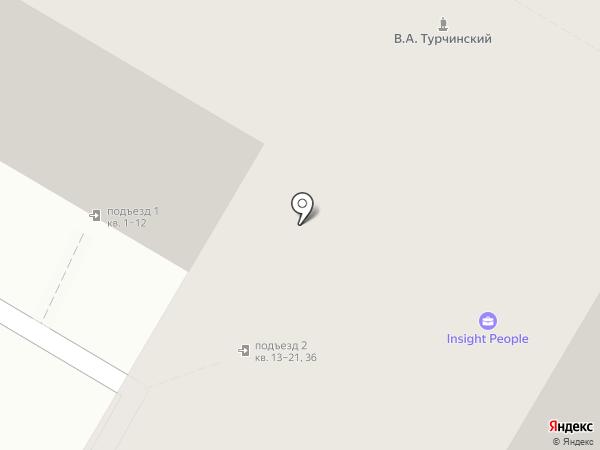 True inc Tatoo на карте Ульяновска