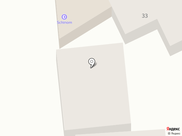 Schinom на карте Ульяновска