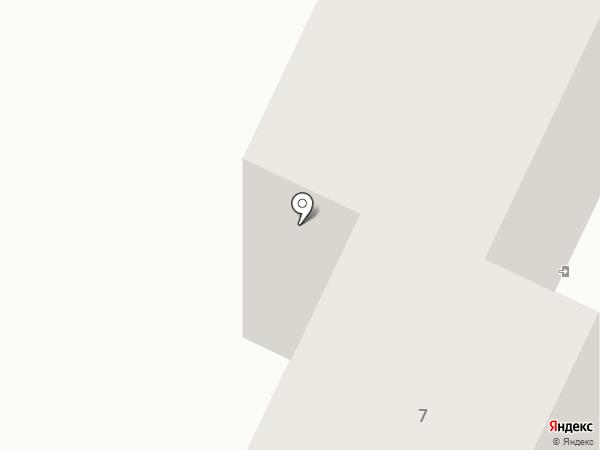 Магазин разливного пива на ул. Кабанова на карте Волжска