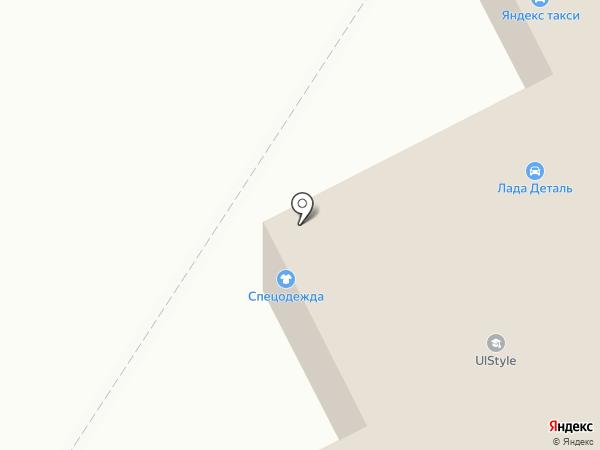МИНДАЛЬ на карте Ульяновска