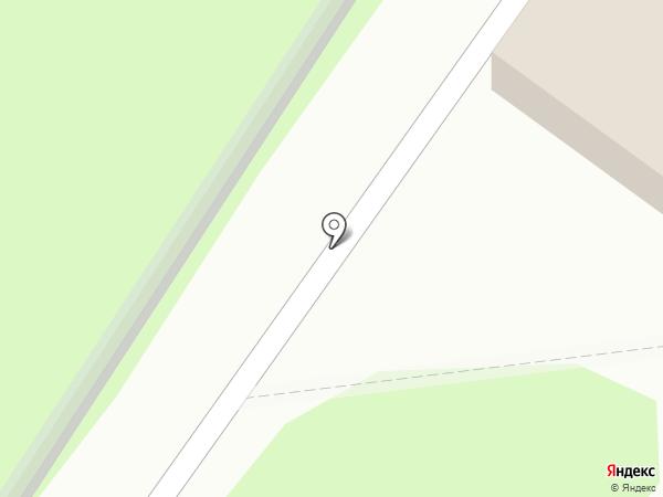 Булочная №1 на карте Ульяновска