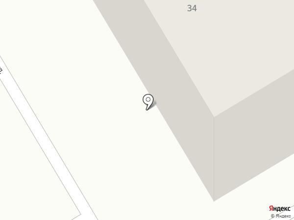 Бакинский, ЖСК на карте Ульяновска