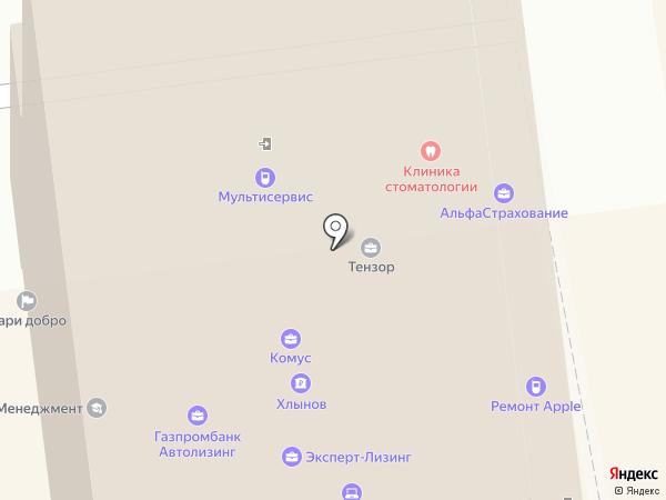 Forseti на карте Ульяновска