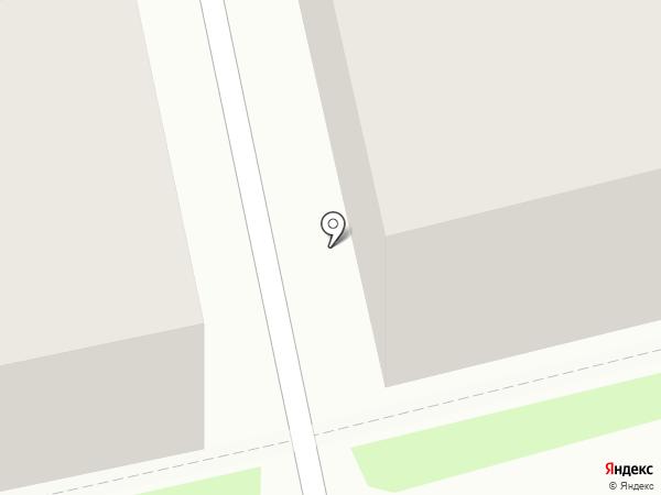 Автомагазин №1 на карте Ульяновска