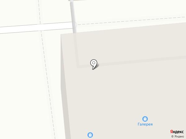 Q на карте Ульяновска
