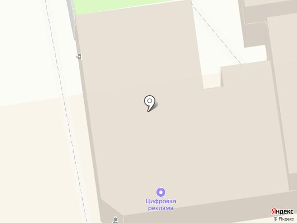 Музыкальная мастерская на карте Ульяновска