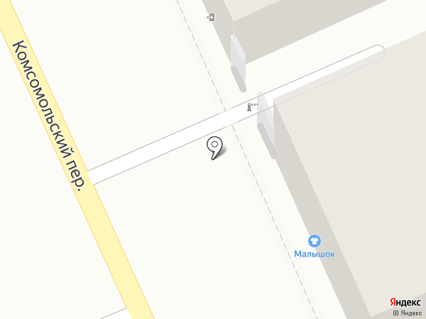 Голландский дом на карте Ульяновска