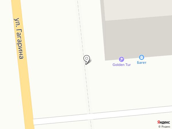 ВЕК на карте Ульяновска