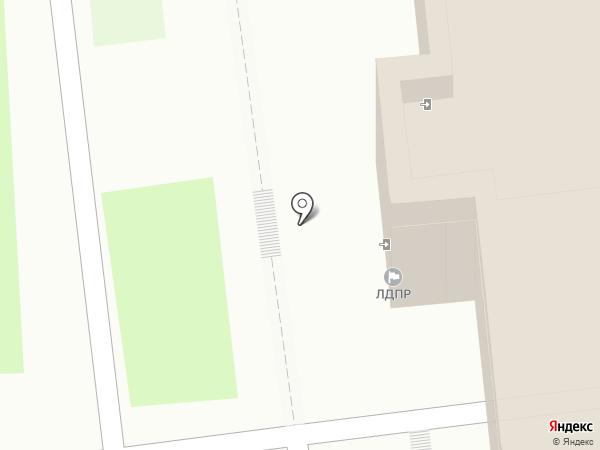 Прокуратура Ульяновской области на карте Ульяновска