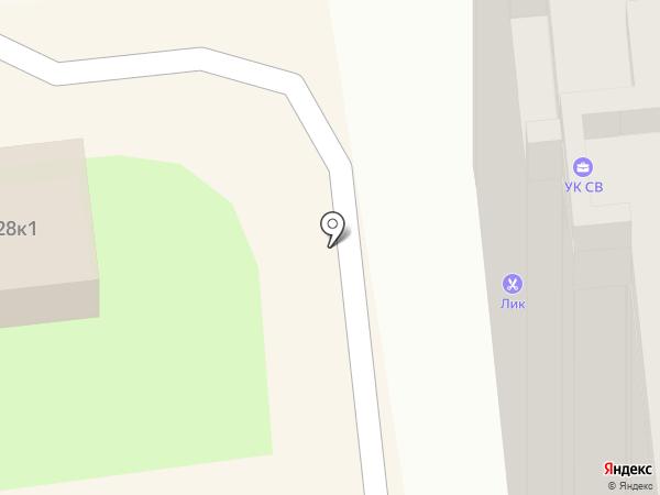 My hobby на карте Ульяновска
