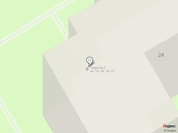 Гео-Систем на карте Ульяновска