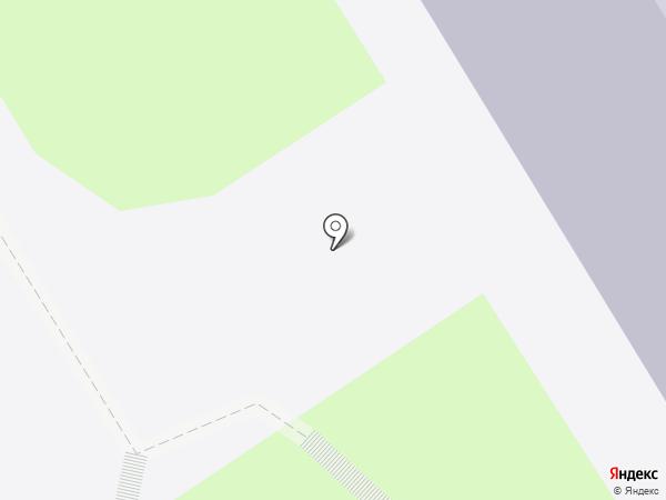 Ульяновский государственный технический университет на карте Ульяновска