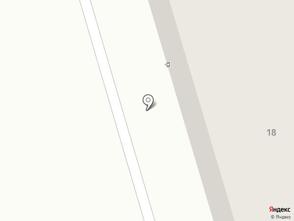 Продуктовый магазин на Пролетарской на карте Волжска
