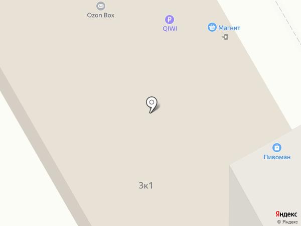 Qiwi на карте Ульяновска