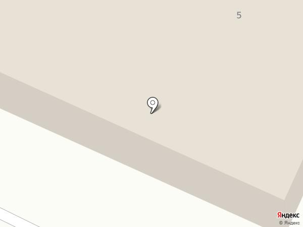 Общественная баня №3 на карте Волжска