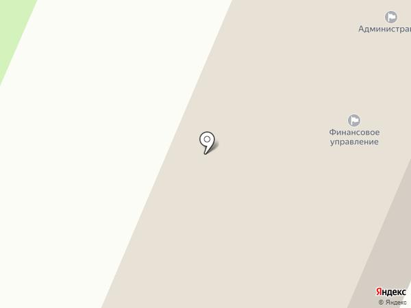ЗАГС на карте Волжска