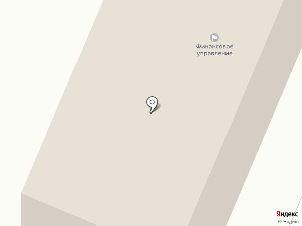 Финансовое Управление Администрации г. Волжска на карте Волжска
