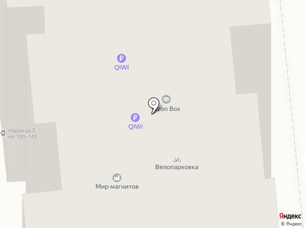 Sandra на карте Ульяновска