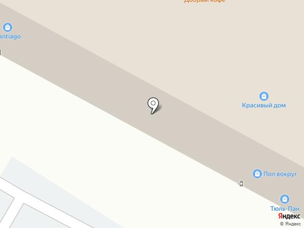 Санрай73 на карте Ульяновска
