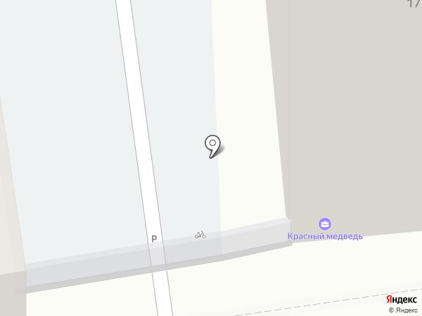 Арм-стронг на карте Ульяновска