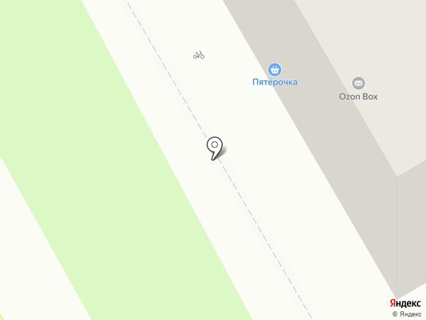 МегаФон на карте Ульяновска