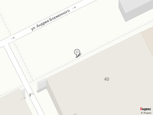 Агропродуктсервис на карте Ульяновска