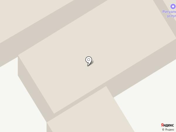 Центр налоговой отчетности на карте Ульяновска