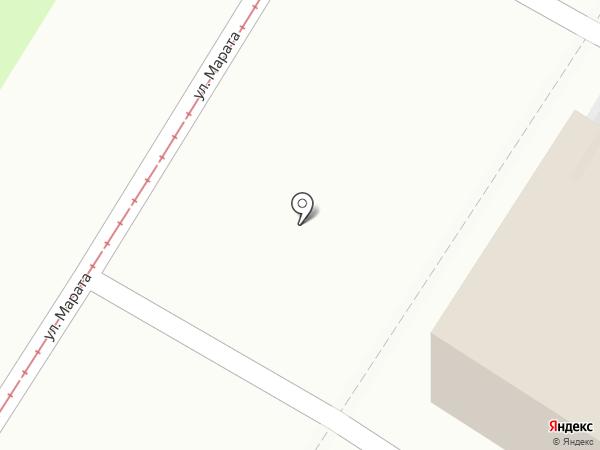 Dariano на карте Ульяновска