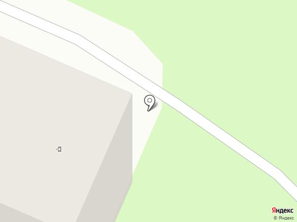 Квартет на карте Волжска
