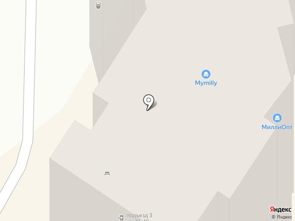 МИЛЛИОПТ на карте Ульяновска